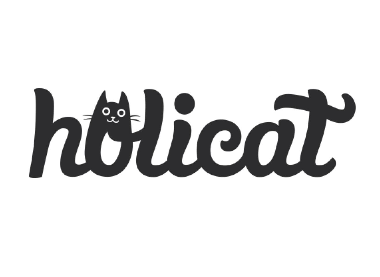 branding-logo-holicat
